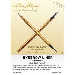 LAPIZ DE CEJAS EyeBrow Liner Extra Precise MISS ALISSI