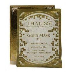 GOLD MASK 24K Gold Wraps 30g x 10pcs