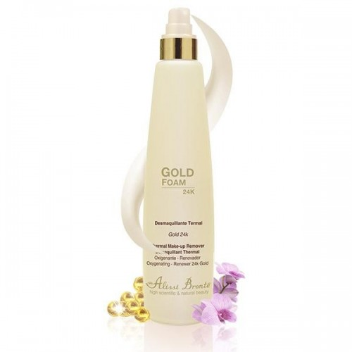 GOLD FOAM Thermal Make-up Remover 400ml.l.