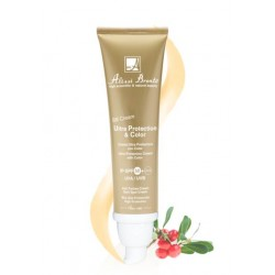 ULTRA PROTECTION & COLOR Crema Ultra Protectora con Color. 100 g.