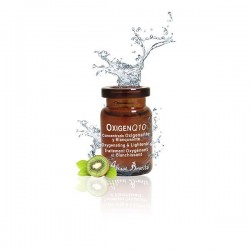 OXIGEN Q10 Oxygenating Whitening Treatment 8pcs x 5ml.